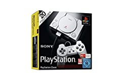 Idea Regalo - Sony Playstation Classic - Console + 2 Controller