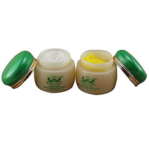 ROPALIA 2 pots crème de jour et de nuit soins