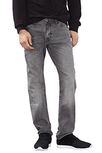 edc by ESPRIT 086CC2B008, Blu Uomo, Grigio (GREY MEDIUM WASH), W32/L32