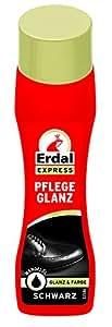 Erdal Express Pflegeglanz schwarz 75ml