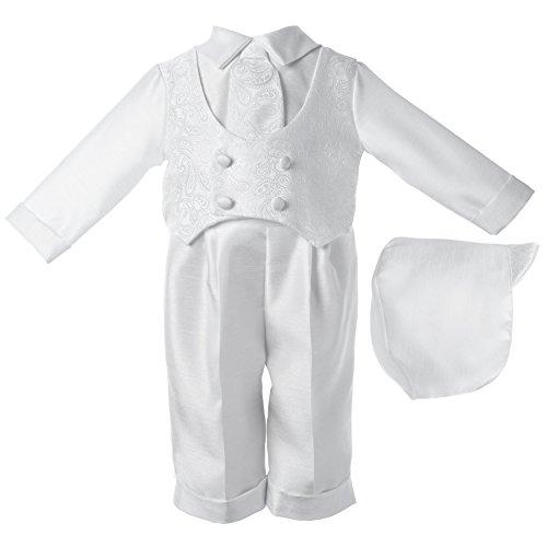 c2b690b2e Lauren Madison baby boy Christening Baptism Infant Shantung Pant With Vest  Buy Lauren Madison baby boy