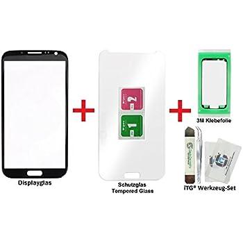 Ersatzglas Austausch Touch Front Display Glas Scheibe: Amazon.de ...