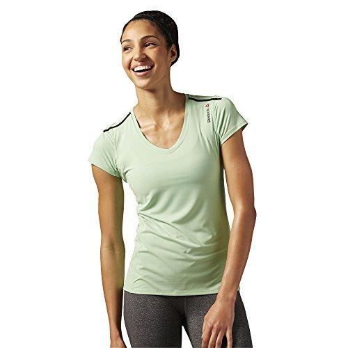 Reebok ONE Series Activ Chill T-shirt Vert - Vert d'eau
