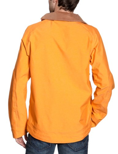 Maloja ArneM. Men's Jacket Orange - curry