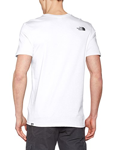 The North Face Herren Simple Dome T-Shirt Weiß (Tnf White)