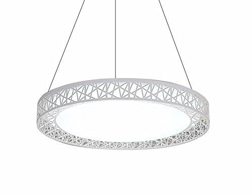 GZLOFT Pendelleuchte Deckenleuchte Hänge lampe Kronleuchtern Bird's Nest Office runde Wohnzimmer Beleuchtung dimmbar 72 50 cm (Runden Esstisch 72)