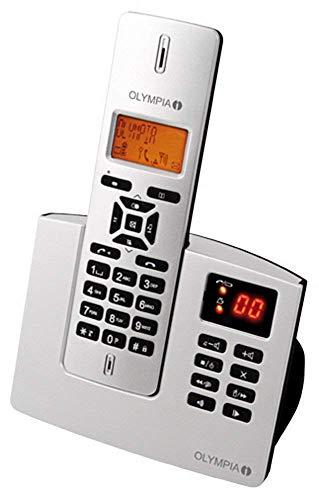 Téléphone sans Fil avec répondeu...