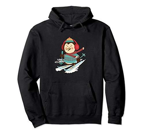 Erwachsenen Pinguin Hoodie - Süßes Pinguin Halloween Kostüm Kinder und