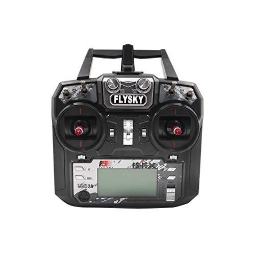 LEVEL GREAT FS-i6X 2.4GHz 10CH RC Sender Radio-Set Receiver Ersatz für RC Quadcopter Heli Quad Flugzeug Auto