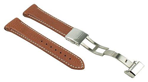 Citizen Promaster Ersatzband Uhrenarmband Leder Braun 22mm für AS2031-14W AS2020 AS2031 AS2030 AS4020