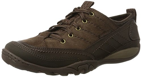Merrell Women's Mimosa Quinn Lace LTR Low-Top Trainers, Brown (Espresso), 5 UK (38 EU)