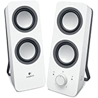 Logitech Z200 Enceintes PC 10 watts Blanc