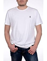 T-shirt Ralph Lauren coupe classique - White