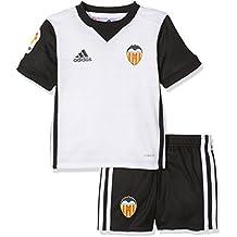 adidas Vcf H Mini Conjunto Equipación-Valencia CF, Unisex, Blanco, ...