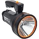 Ambertech Rechargeable 7000 Lumens Super Bright LED Spot Lampe Torche Lanterne Avec Lumière Sharp