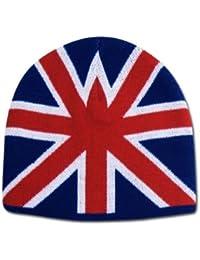 Union Jack Beanie Hat