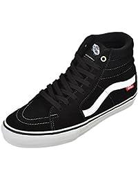 Vans SK8-HI-Pro black/white/red Zapatillas
