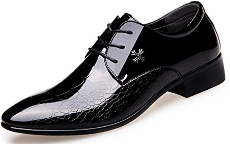 Herbst Und Winter Männer Schuhe Leder Erhöht In Business Schuhe Herrenschuhe