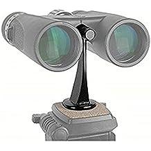 gosky Solomark totalmente metal adaptador para Porro prismáticos–Connnect su prismáticos y un trípode fácilmente