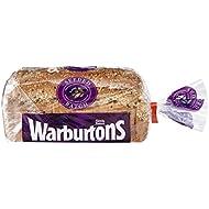 Warburtons Seeded Batch Bread, 800g