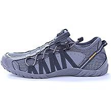 Hombres Zapatillas Encaje Arriba Athletic Zapatos Al Aire Libre Walkng Zapatillas De Jogging
