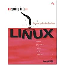 [(Spring into Linux )] [Author: Janet Valade] [Apr-2005]