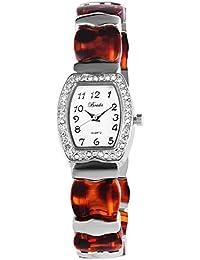 Breda mujer-reloj analógico con mecanismo de cuarzo 100427000009