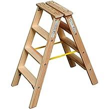 Escalera tijera madera for Escaleras de madera para pintor precios