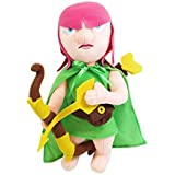 Clash of Clans Figure Archer Stuffed Pillow Plush Dolls Xmas Toys 11 Inch by TOY