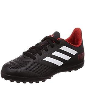 Adidas Predator Tango 18.4 TF J, Botas de fútbol Unisex niños