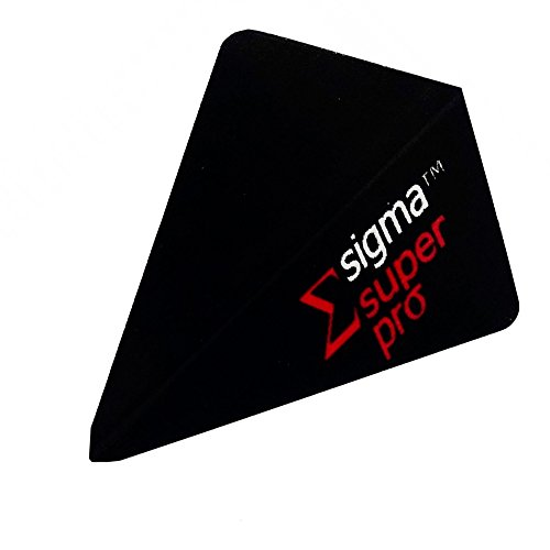 UNICORN SIGMA SUPER PRO FLIGHTS.....BLACK