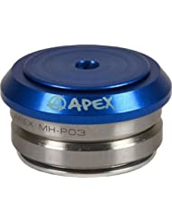 'Apex Full Integrated auricular 1 1/8 Patinete de dirección azul