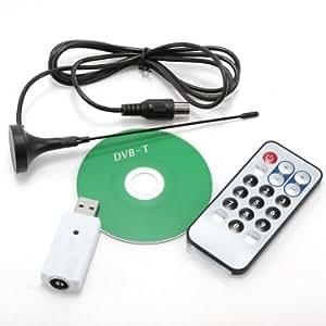 Bheema r820t IEC + 2832u dvb-t entrée CEI récepteur DVB-T USB rtl-SDR