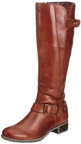 Hush Puppies Chamber 14Bt, Bottes femme Marron (Tan Wp Leather)
