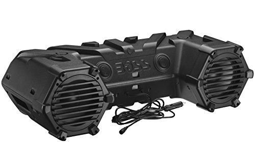 BOSS AUDIO Systems atvb95led Stereo 350W schwarz Lautsprecher tragbar