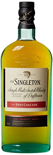 The Singleton of Dufftown Spey Cascade Single Malt Scotch Whisky (1 x 0.7 l)