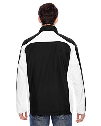 Équipe 365tt76Squad Veste pour homme Noir