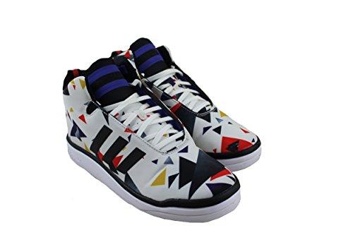 adidas Originals Veritas Mid Baskets hommes / Chaussures Multicolore