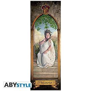ABYstyle Harry Potter Türposter, 53 x 158 cm