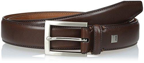 Johnston & Murphy Dress Belt (Brown - Size 34)