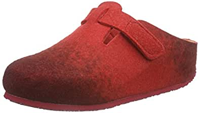 Scholl Renly Red/dk. Red, Tongs Femme - Rouge (red/dk. Red), 38 EU