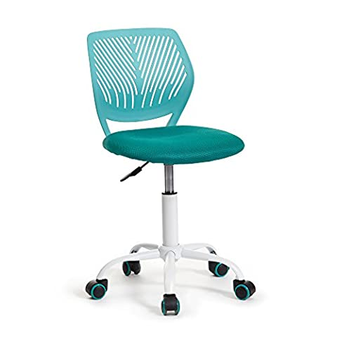 Aingoo Home Office Task Computer Chairs Mid Back Swivel Adjustable for Children Kids
