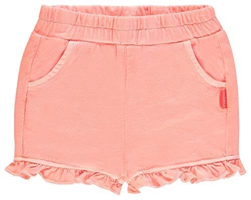 Noppies Baby-Mädchen Shorts G Spring, (Impatiens Pink P029), 80