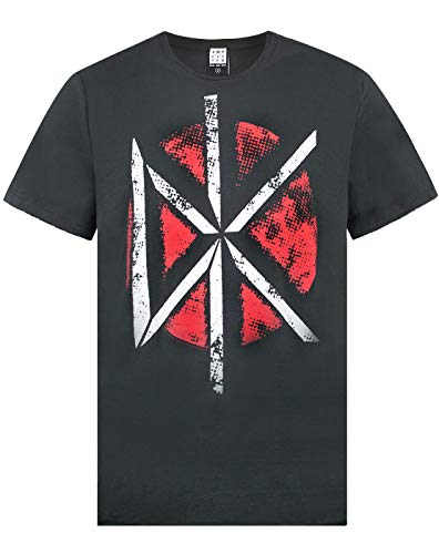 Amplified Dead Kennedys Logo Mens T-Shirt (X-Large) -