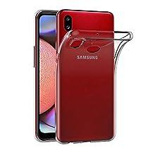 AICEK Coque Compatible Samsung Galaxy A10s, Transparente Silicone Coque pour Samsung Galaxy A10s Housse Silicone Etui Case (6,2 Pouces)