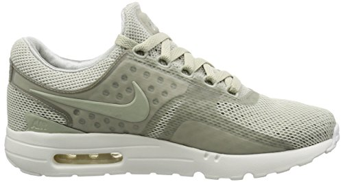 Nike Mens Air Max Zero Essential Midnight Fog Synthetic Pale Grey / Pale Grey-summit White