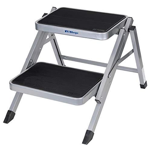 Berger Doppeltritt klappbar Trittstufe Einstiegshilfe bis 150 kg