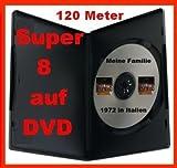 Produkt-Bild: 120 Meter SUPER 8 auf DVD Projektor DIGITALISIEREN ÜBERSPIELEN KOPIEREN