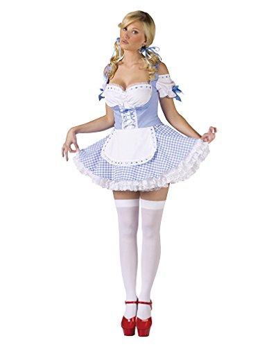 Schürze Kleid Kostüme Dorothy (Dorothy Kostüm SM)