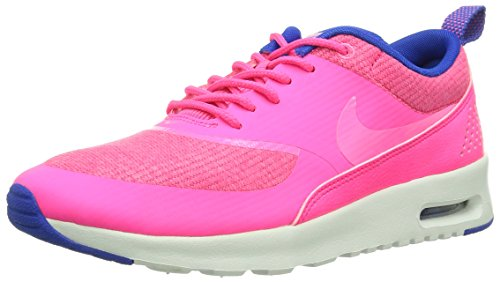 Nike  WMNS NIKE AIR MAX THEA PREMIUM, Sneakers Basses femme Rose - Pink (rot)